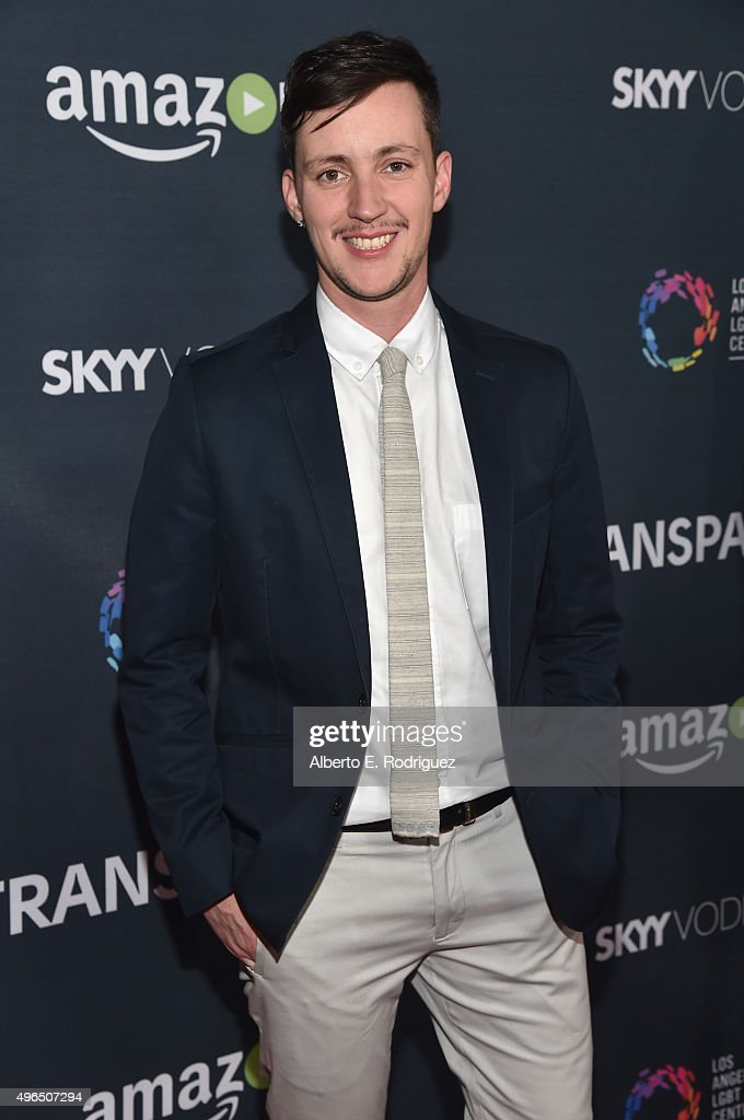 Producer Rhys Ernst attends the Premiere Of Amazon's 'Transparent' Season 2 at SilverScreen Theater at the Pacific Design Center on November 9, 2015 in West Hollywood, California.