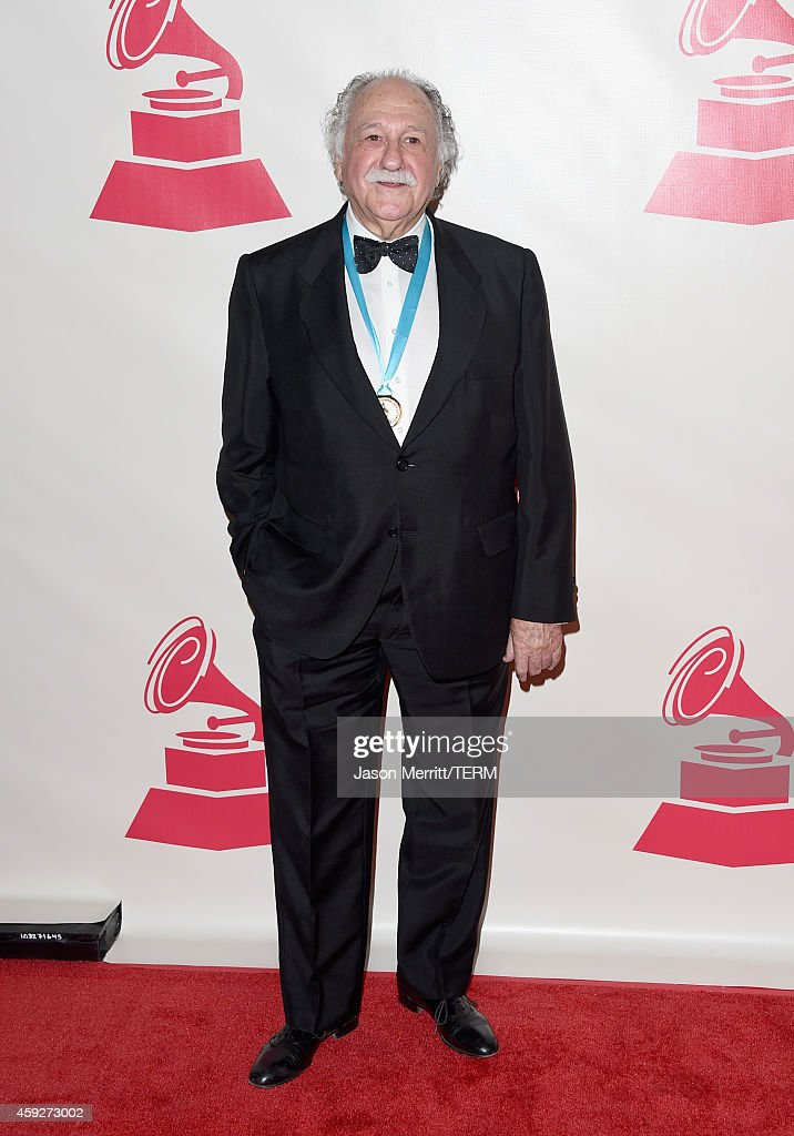 Producer Ricardo Pachon attends the 2014 Person of the Year honoring Joan Manuel Serrat at the Mandalay Bay Events Center on November 19, 2014 in Las Vegas, Nevada.