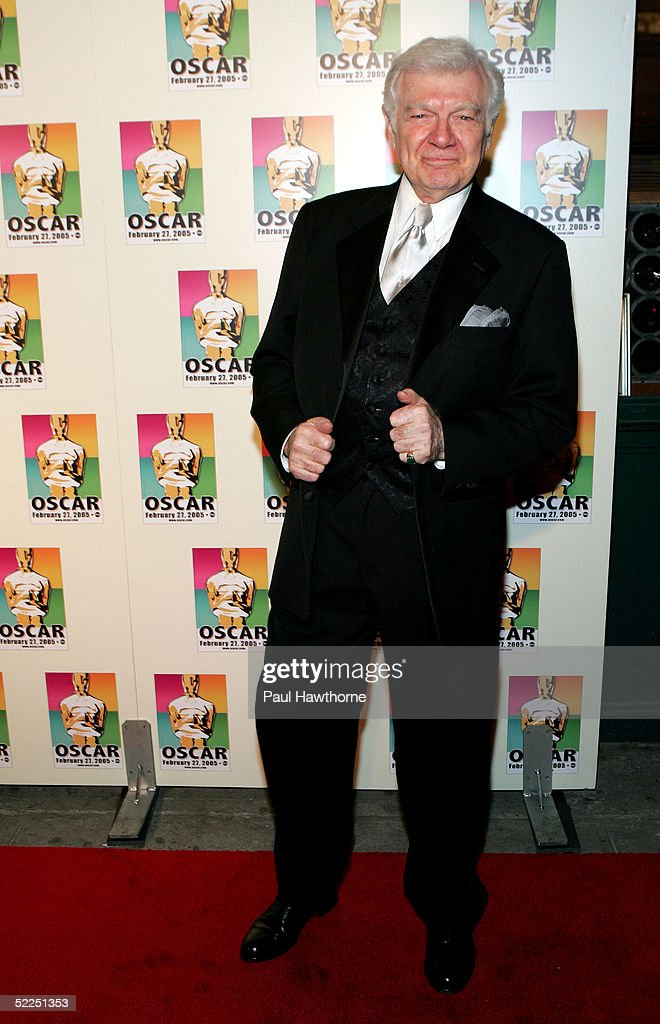 Producer Richard Barclay attends the official New York celebration of the Academy Awards at Gabriel's February 27, 2005 in New York City.