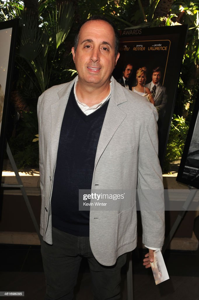 Producer Richard Suckle attends the 14th annual AFI Awards Luncheon at the Four Seasons Hotel Beverly Hills on January 10, 2014 in Beverly Hills, California.