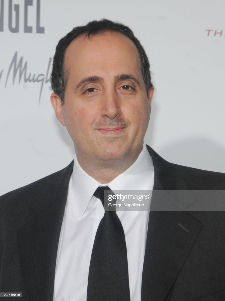 Producer Richard Suckle attends the Cinema Society and Angel by Thierry Mugler screening of 'The International' at AMC Lincoln Square on February 9...