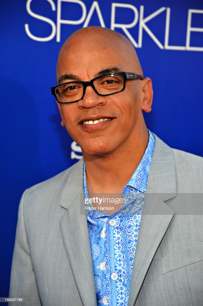 Producer Rickey Minor arrives at Tri-Star Pictures' 'Sparkle' premiere at Grauman's Chinese Theatre on August 16, 2012 in Hollywood, California.