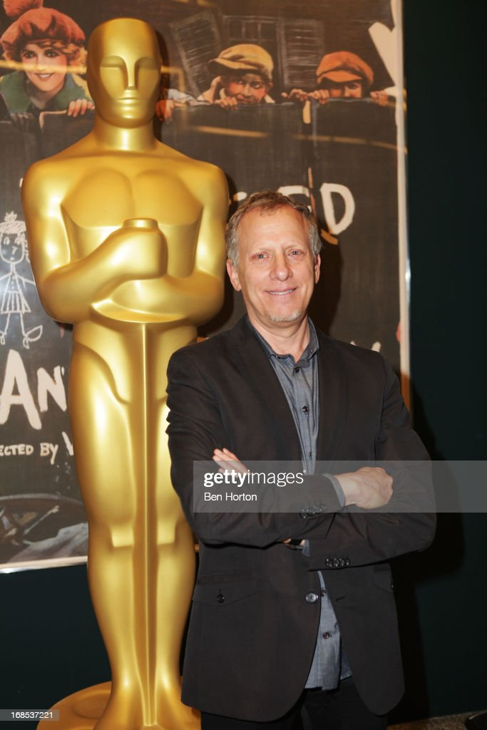 Producer <a gi-track='captionPersonalityLinkClicked' href=/galleries/search?phrase=Rob+Epstein&family=editorial&specificpeople=2669345 ng-click='$event.stopPropagation()'>Rob Epstein</a> attends the Academy of Motion Picture Arts and Sciences' special screening and discussion of Shirley Clarke's 'Portrait Of Jason' at Pickford Center for Motion Study on May 10, 2013 in Hollywood, California.