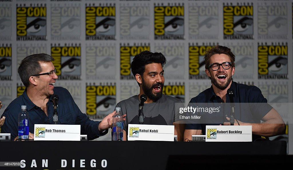 """Comic-Con International 2015 - """"iZombie"""" Panel"""
