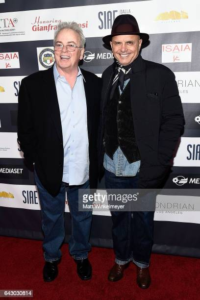 Producer Robert Moresco and Joe Pantoliano attend the 12th Edition of The Los Angeles Italia Film Fashion and Art Fest at TCL Chinese 6 Theatres on...