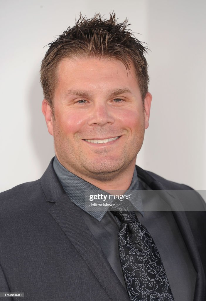 Producer Rod Roddenberry arrives at the Los Angeles premiere of 'Star Trek: Into Darkness' at Dolby Theatre on May 14, 2013 in Hollywood, California.