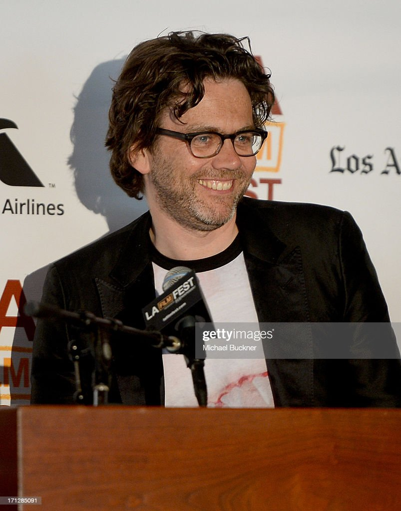 Producer Roman Paul, winner of the Audience Award for Best International Feature for 'Wadjda' attends the Awards Brunch during the 2013 Los Angeles Film Festival at Chaya Downtown on June 23, 2013 in Los Angeles, California.