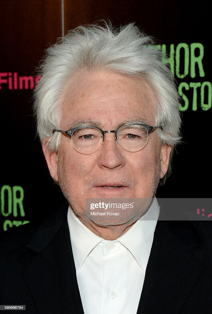 Producer Ron Xerxes attends the Los Angeles Premiere of 'Author The JT Leroy Story' at NeueHouse Hollywood on August 25 2016 in Los Angeles California