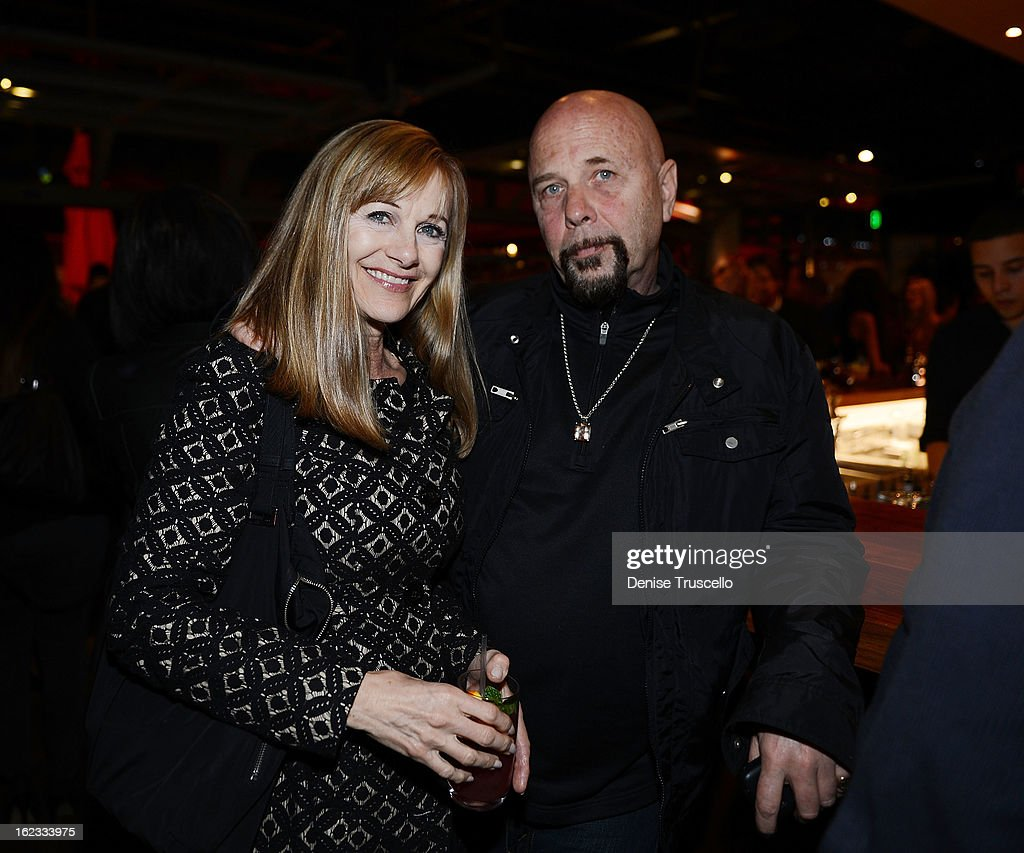 Producer Rowina Murphy Levitt and producer Zane Levitt attend the Have A Heart benefit for organ donor recipients and their families at Mixology LA at the Farmers Market on February 21, 2013 in Los Angeles, California.