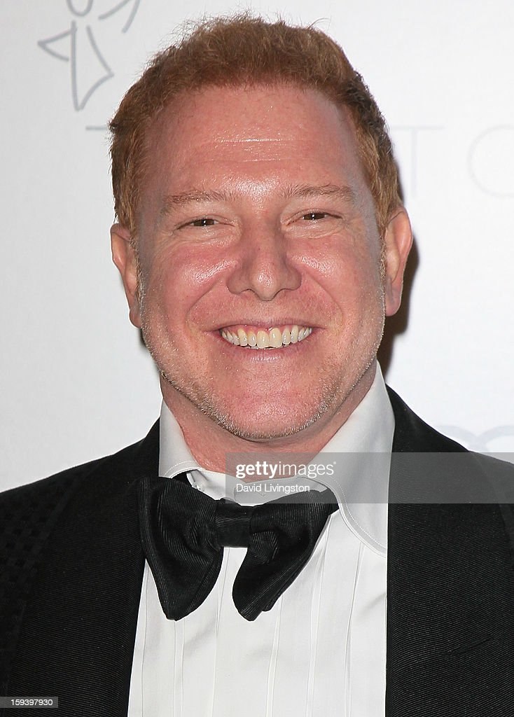 Producer Ryan Kavanaugh attends the Art of Elysium's 6th Annual Black-tie Gala 'Heaven' at 2nd Street Tunnel on January 12, 2013 in Los Angeles, California.