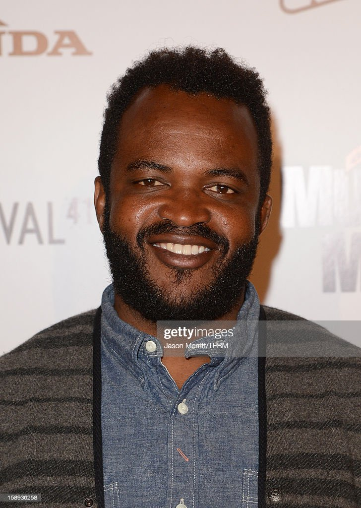 Producer Sal Masekela attends the Trey Canard 'REvival 41' premiere held at UltraLuxe Cinemas at Anaheim GardenWalk on January 3, 2013 in Anaheim, California.