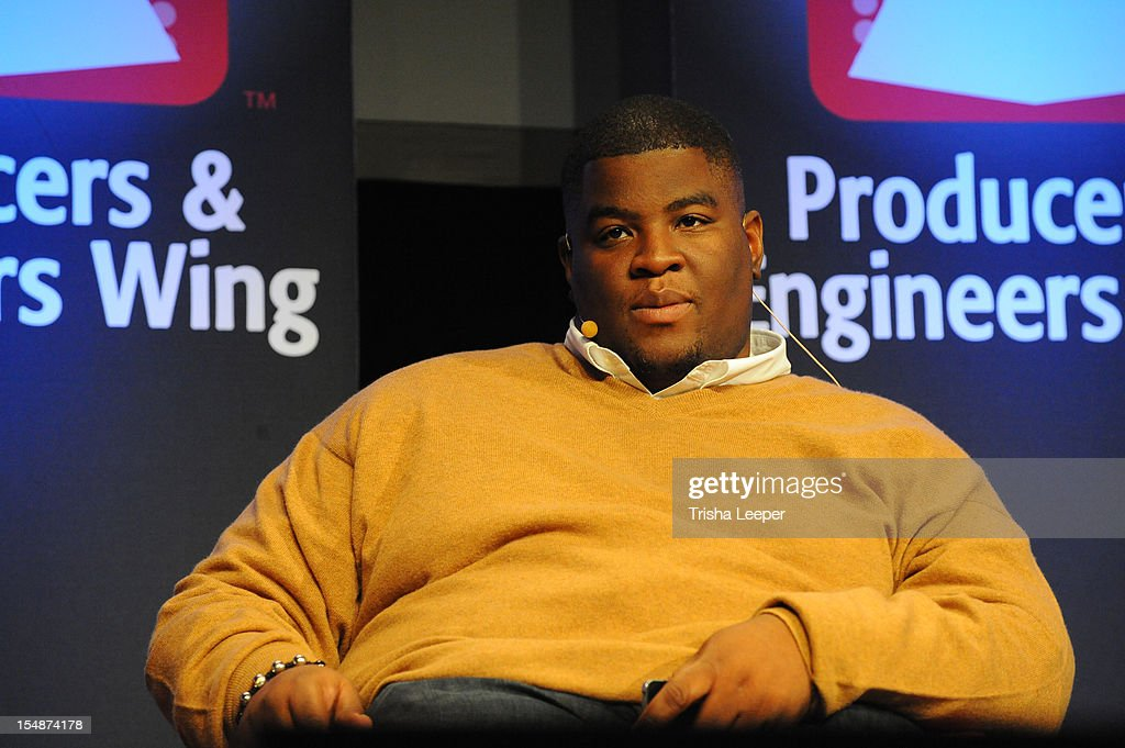 Producer Salaam Remi attends the GRAMMY SoundTables: Sonic Imprints-Songs That Changed My Life at The Moscone Center on October 27, 2012 in San Francisco, California.