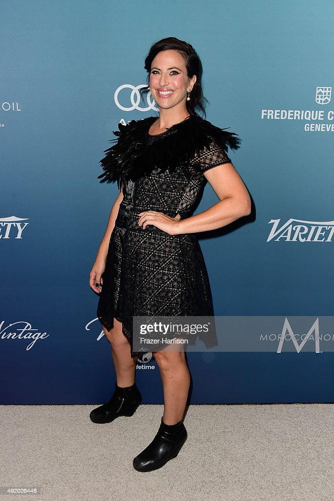 Producer Sarah Gertrude Shapiro attends Variety's Power Of Women Luncheon at the Beverly Wilshire Four Seasons Hotel on October 9, 2015 in Beverly Hills, California.