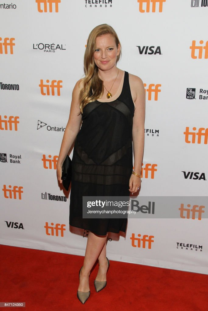 Producer Sarah Polley attends the 'Alias Grace' Premiere held at Winter Garden Theatre during the 2017 Toronto International Film Festival on September 14, 2017 in Toronto, Canada.