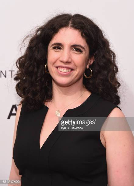 Producer Sascha Weiss attends the 'Warning This Drug May Kill You' Premiere during the 2017 Tribeca Film Festival at SVA Theater on April 27 2017 in...