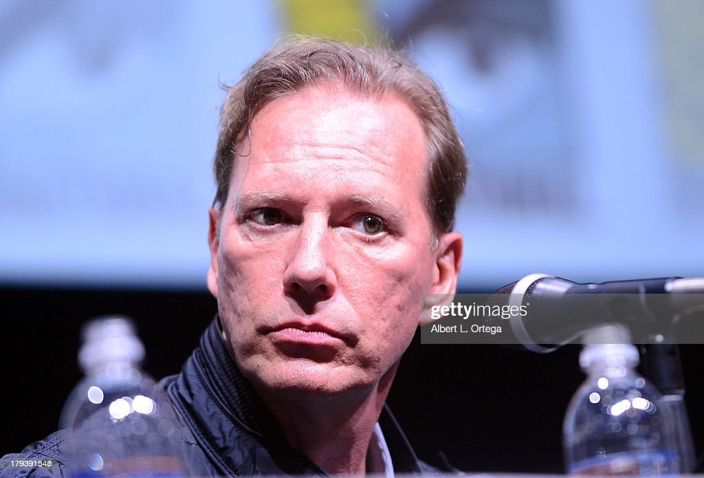 Producer Scott Buck participates in Showtime's 'Dexter' panel on Day 1 of the 2013 ComicCon International held at San Diego Convention Center on...