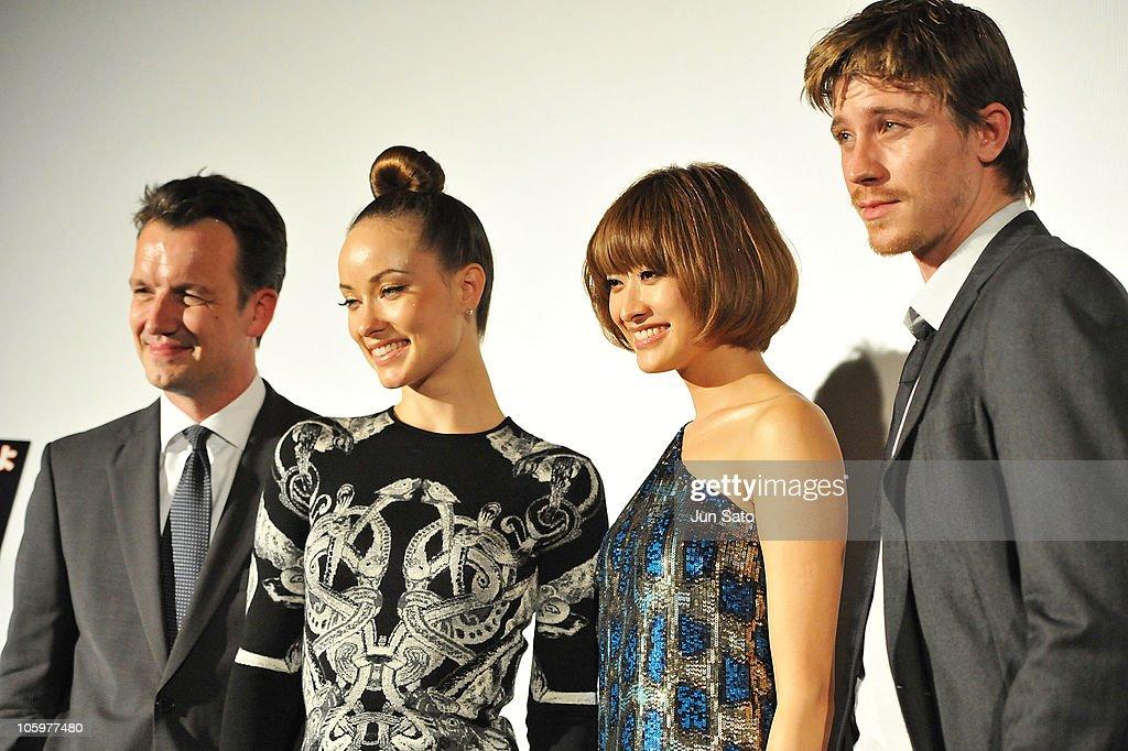 "Tokyo International Film Festival: ""Tron: Legacy 3D"" Special Presentation"