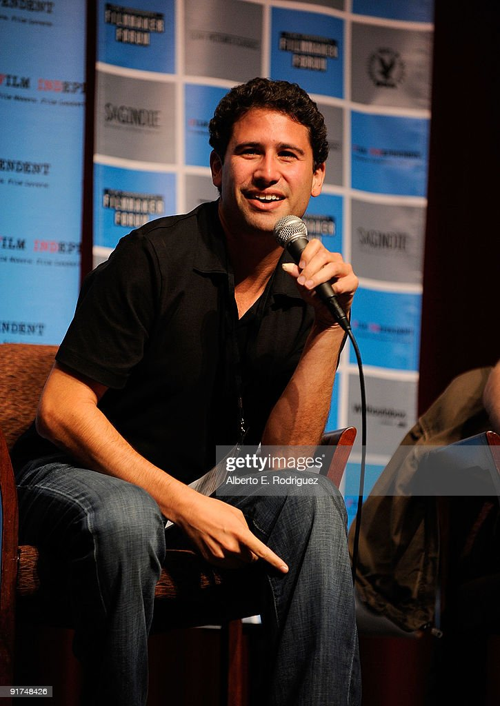Producer Seth Caplan attends day 1 of Film Independent's Filmmaker Forum at the Directors Guild Theatre on October 10, 2009 in West Hollywood, California.