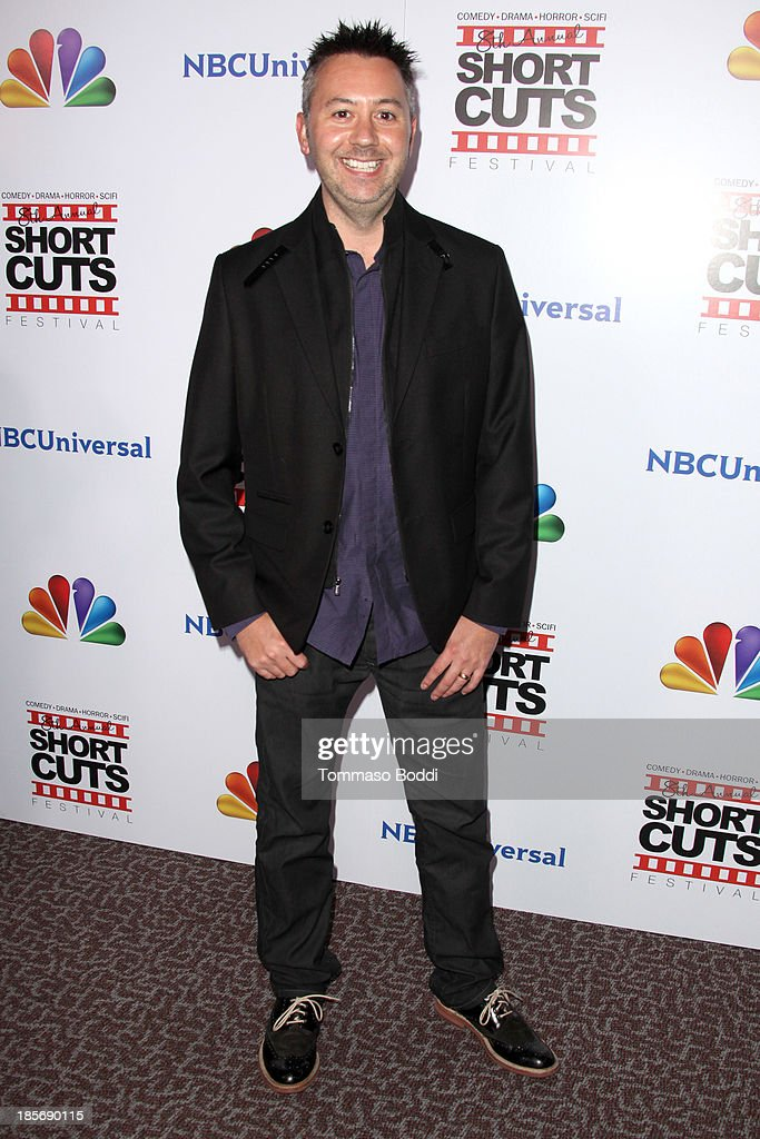 Producer <a gi-track='captionPersonalityLinkClicked' href=/galleries/search?phrase=Shane+O%27Brien&family=editorial&specificpeople=2190942 ng-click='$event.stopPropagation()'>Shane O'Brien</a> attends the NBCUniversal's 8th annual 'Short Cuts Festival' grand finale held at DGA Theater on October 23, 2013 in Los Angeles, California.