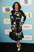 Producer Shonda Rhimes arrives at the Essence 9th Annual Black Women event in Hollywood at the Beverly Wilshire Four Seasons Hotel on February 25...