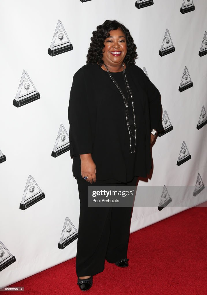 Producer Shonda Rhimes attends the 2012 Media Access Awards at The Beverly Hilton Hotel on October 10, 2012 in Beverly Hills, California.