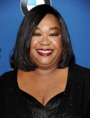 Producer Shonda Rhimes attends the 66th annual Directors Guild of America Awards at the Hyatt Regency Century Plaza on January 25 2014 in Century...