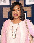 Producer Shonda Rhimes attends the 8th annual ESSENCE Black Women In Hollywood luncheon at the Beverly Wilshire Four Seasons Hotel on February 19...