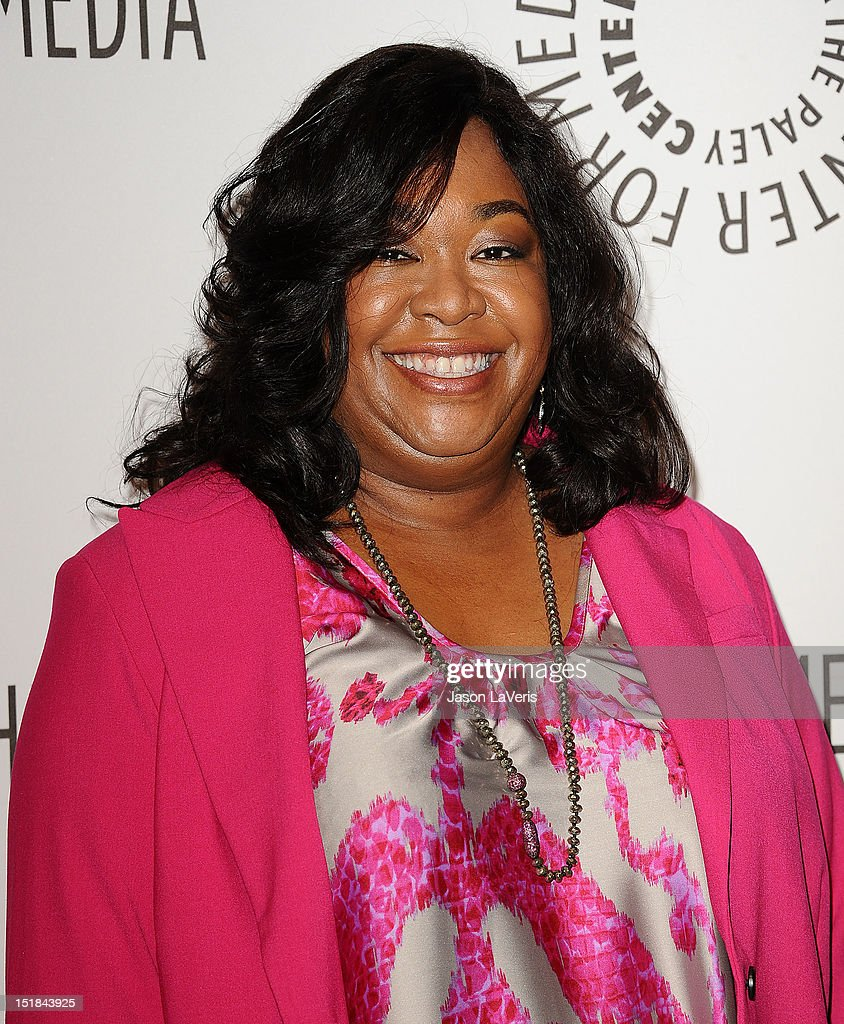 Producer Shonda Rhimes attends the ABC fall preview party at The Paley Center for Media on September 11, 2012 in Beverly Hills, California.