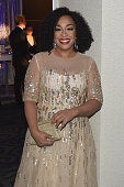Producer Shonda Rhimes attends the Yahoo News/ABC News White House Correspondents' Dinner PreParty at Washington Hilton on April 30 2016 in...