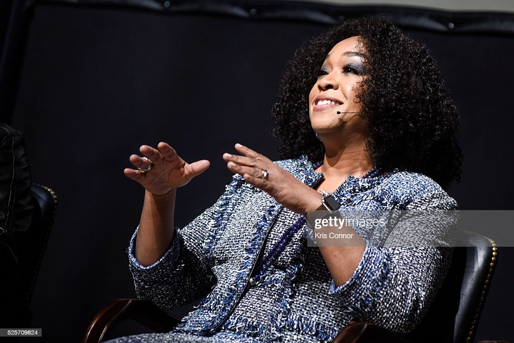"Smithsonian Associates Hosts ""Scandal-ous!"" An Evening With Shonda Rhimes And The Cast Of ABC's ""Scandal"""