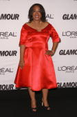 Producer Shondra Rhimes attends The Glamour Magazine 2007 Women of The Year Awards at Lincoln Center's Avery Hall on November 5 2007 in New York City