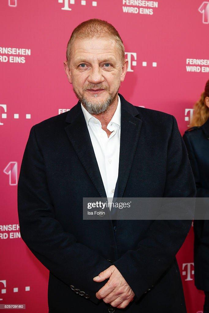 Producer Soenke Wortmann attends the Telekom Entertain TV Night at Hotel Zoo on April 28, 2016 in Berlin, Germany.