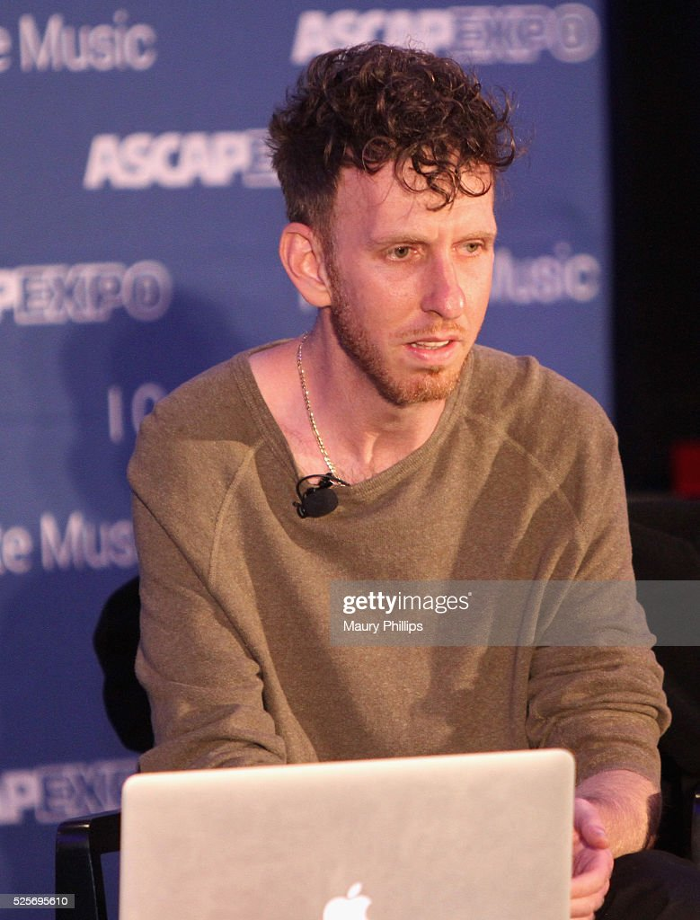 Producer, songwriter Ariel Rechtshaid speaks onstage at the 2016 ASCAP 'I Create Music' EXPO on April 28, 2016 in Los Angeles, California.