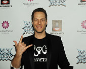Producer Spencer Howard attends the 'Rock Of Ages' Broadway Cast Reunion Concert at Highline Ballroom on January 25 2016 in New York City