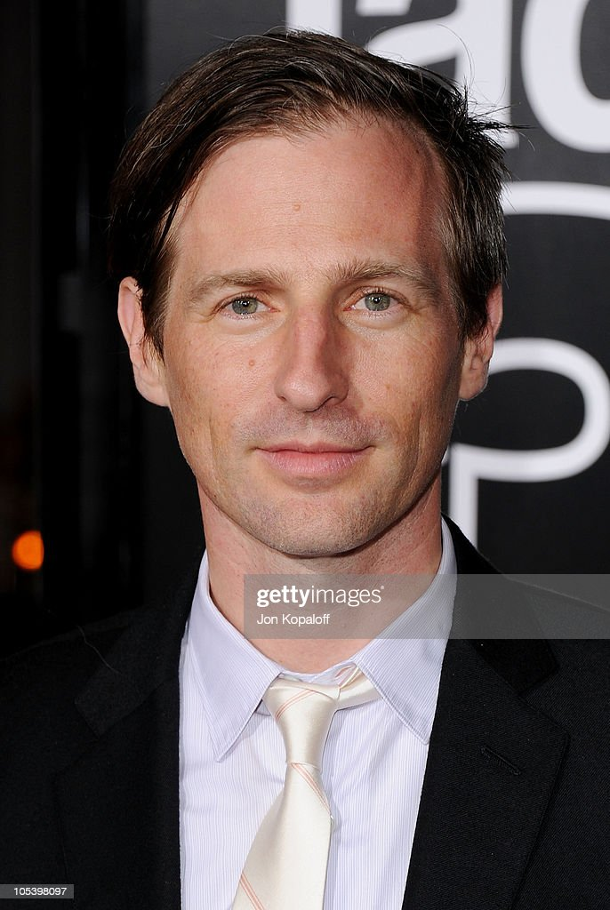 Producer <a gi-track='captionPersonalityLinkClicked' href=/galleries/search?phrase=Spike+Jonze&family=editorial&specificpeople=2619298 ng-click='$event.stopPropagation()'>Spike Jonze</a> arrives at the Los Angeles Premiere 'Jackass 3D' at Grauman's Chinese Theatre on October 13, 2010 in Hollywood, California.