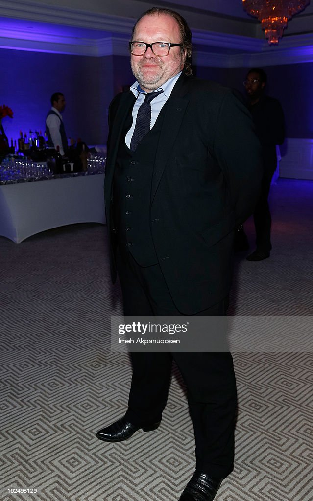 Producer <a gi-track='captionPersonalityLinkClicked' href=/galleries/search?phrase=Stefan+Arndt&family=editorial&specificpeople=2106636 ng-click='$event.stopPropagation()'>Stefan Arndt</a> attends the Sony Pictures Classics Pre-Oscar Dinner at The London Hotel on February 23, 2013 in West Hollywood, California.