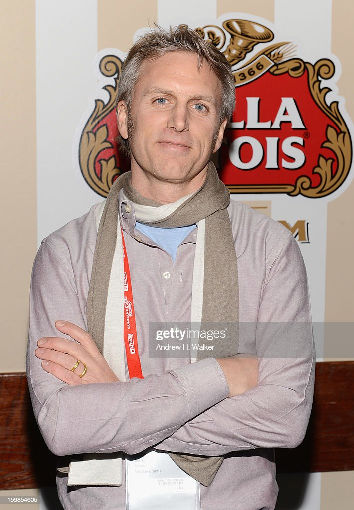 Producer Stephen Badger attends the Stella Artois 'Muscle Shoals' cocktail party at Village at the Lift on January 21, 2013 in Park City, Utah.