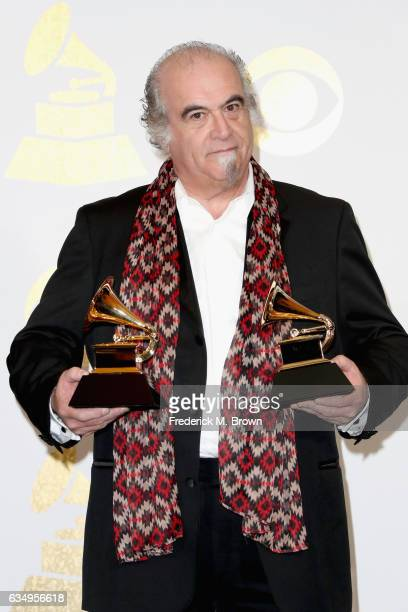 Producer Steve Berkowitz winner of Best Historical Album for 'The Cutting Edge 1965–1966 The Bootleg Series Vol 12' and Best Compilation Soundtrack...