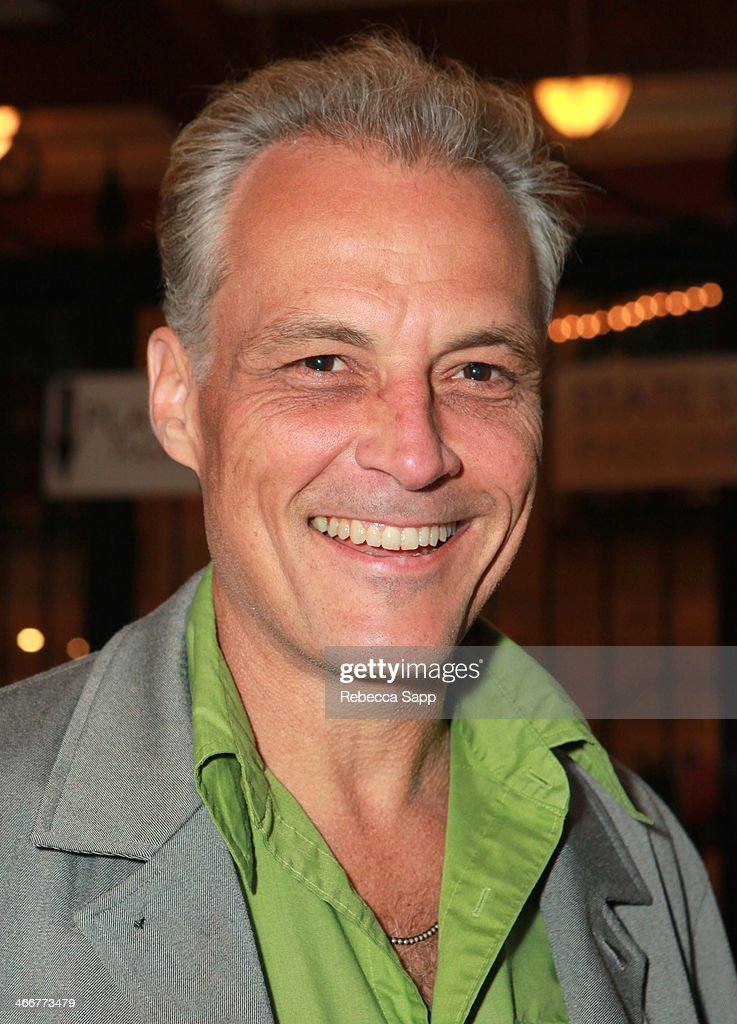 Producer Steve Eckelman attends a screening of 'Satellite Beach' at the at the 29th Santa Barbara International Film Festival on February 3, 2014 in Santa Barbara, California.