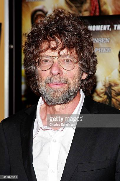 Producer Steve Schwartz attends the premiere of 'The Road' at the Clearview Chelsea Cinemas on November 16 2009 in New York City
