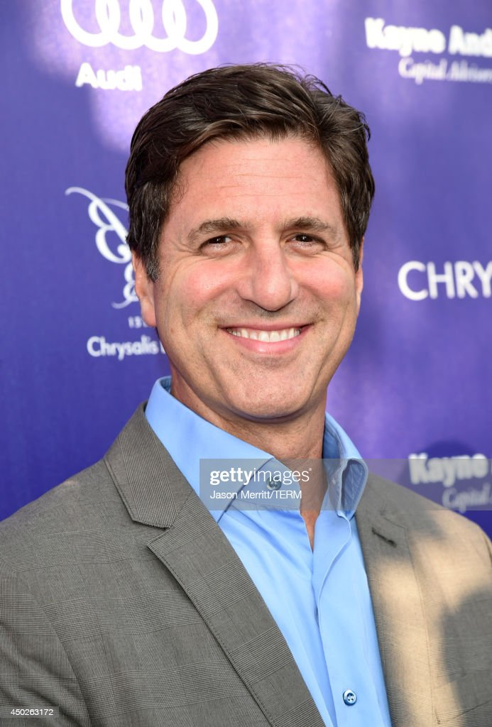 Producer Steven Levitan arrives at the 13th Annual Chrysalis Butterfly Ball in Los Angeles on June 7th, 2014.