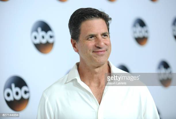 Producer Steven Levitan attends the Disney ABC Television Group TCA summer press tour at The Beverly Hilton Hotel on August 6 2017 in Beverly Hills...