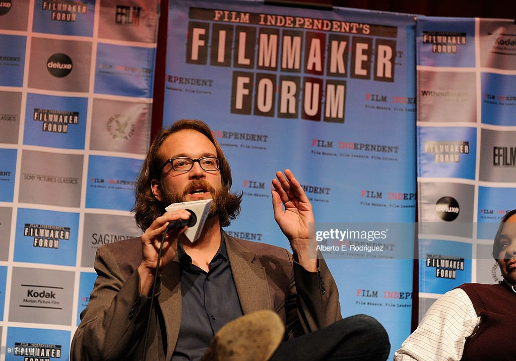 Producer Steven Schardt attends day 1 of Film Independent's Filmmaker Forum at the Directors Guild Theatre on October 10, 2009 in West Hollywood, California.