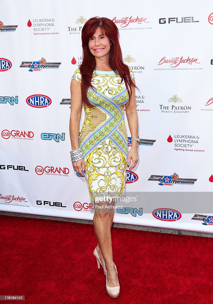 Producer Suzanne DeLaurentiis attends the premiere of 'Snake & Mongoo$e' at the Egyptian Theatre on August 26, 2013 in Hollywood, California.