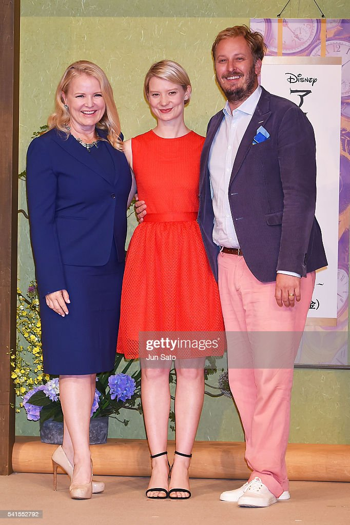 'Alice Through the Looking Glass' Press Conference