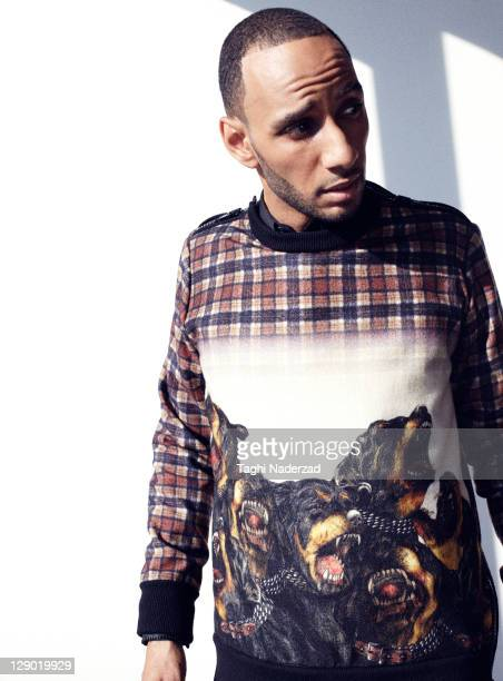 Producer Swizz Beatz is photographed for Complex Magazine on May 25 2011 in New York City PUBLISHED IMAGE