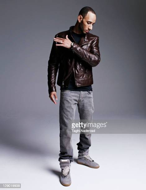 Producer Swizz Beatz is photographed for Complex Magazine on May 25 2011 in New York City ON EMBARGO UNTIL NOVEMBER 01 2011