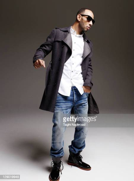 Producer Swizz Beatz is photographed for Complex Magazine on May 25 2011 in New York City ON EMBARGO UNTIL NOVEMBER 01 2011 Published Image