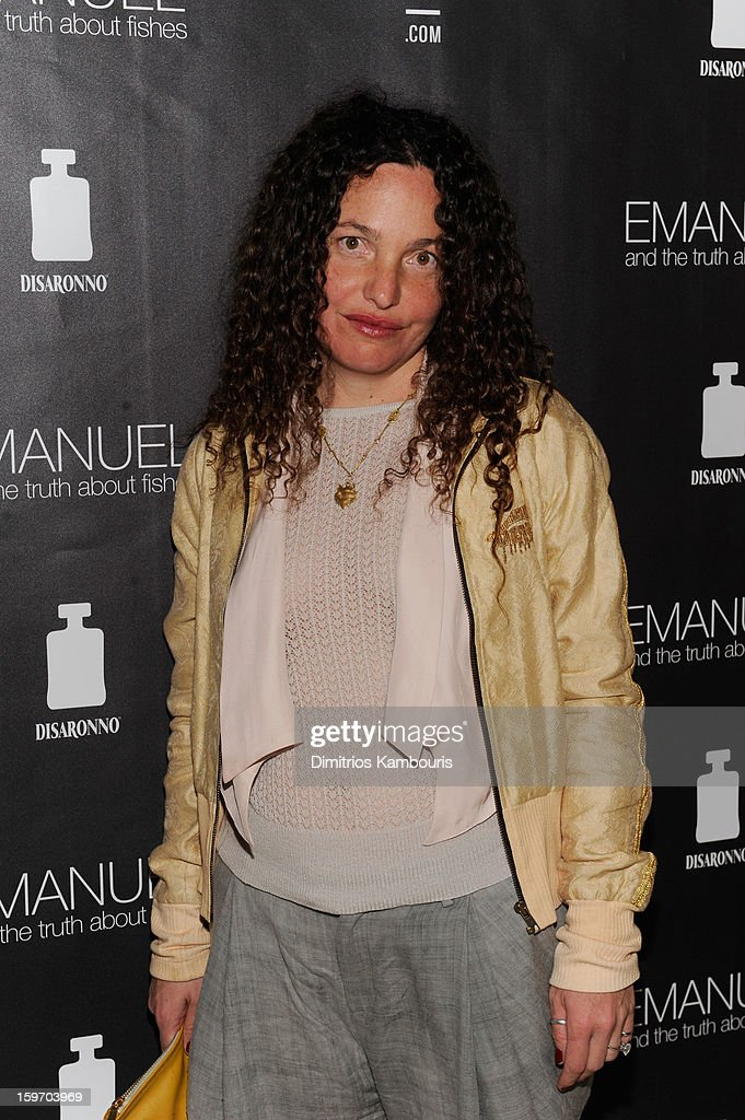 Producer Tatiana von Furstenberg attends The Next Generation Filmmaker Dinner Series Presents 'Emanuel And The Truth About Fishes' on January 18, 2013 in Park City, Utah.