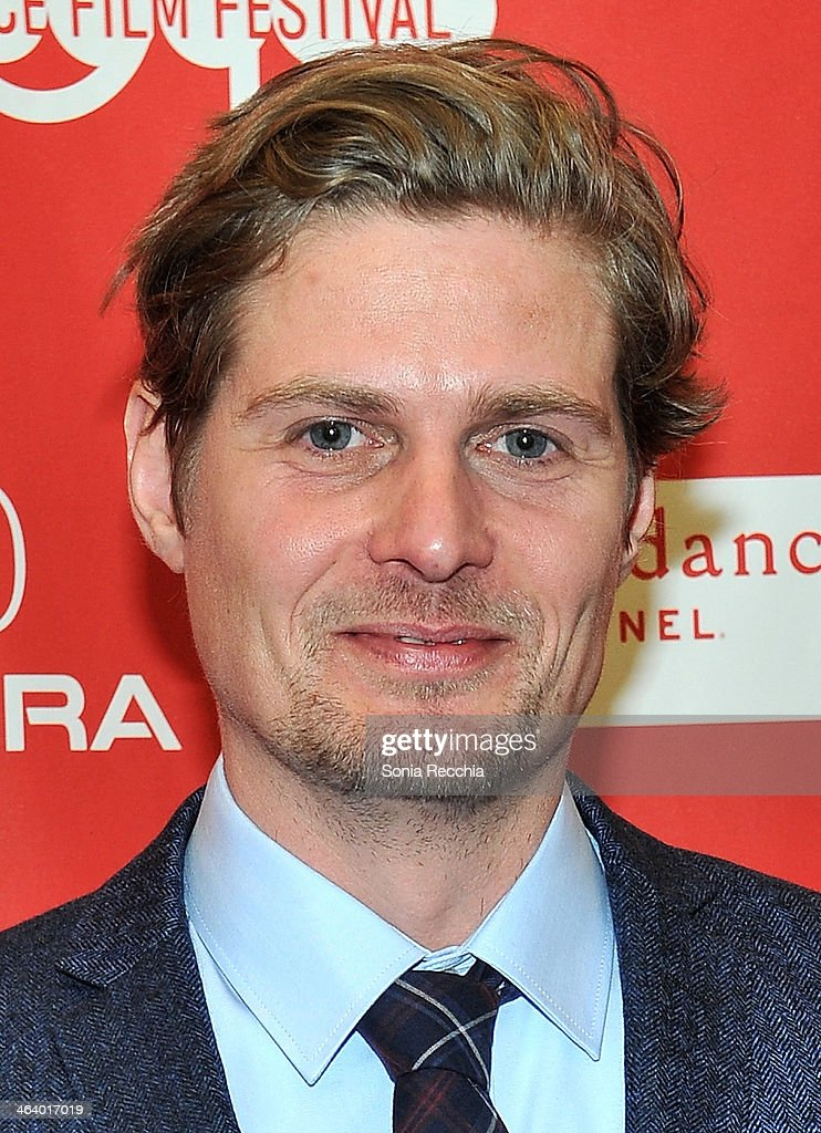 Producer Terje Strømstad attends the 'Dead Snow; Red vs. Dead' premiere at Library Center Theater during the 2014 Sundance Film Festival on January 19, 2014 in Park City, Utah.